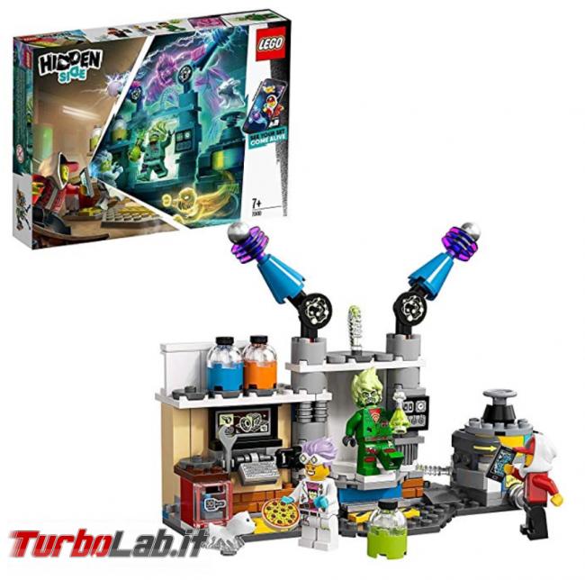 Lego Hidden Side: ecco cosa regalerò figlio Natale - FrShot_1575483768