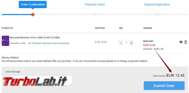 Licenze Windows meno 14 € Whokeys! - FrShot_1600591928