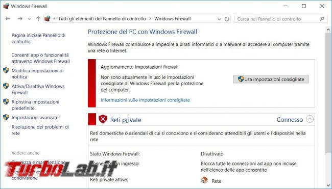 L'installazione app non funziona Windows 10 l'errore 0x80073D0A