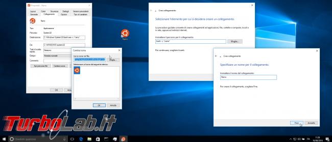 Linux Windows 10: Grande Guida WSL2. Come installare Sottosistema Windows Linux (WSL), eseguire programmi, accedere file - windows 10 collegamento nano ubuntu