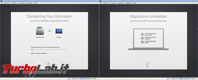 MacOS VirtualBox: aggiorniamolo High Sierra!