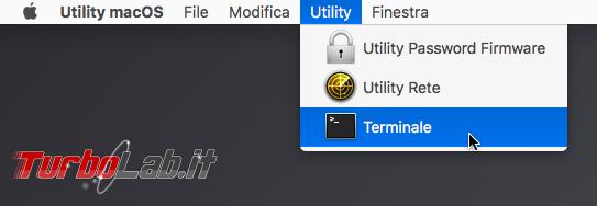 macOS VM VirtualBox: come entrare modalità macOS Recovery High Sierra - VirtualBox_macOS_12_10_2017_13_48_21