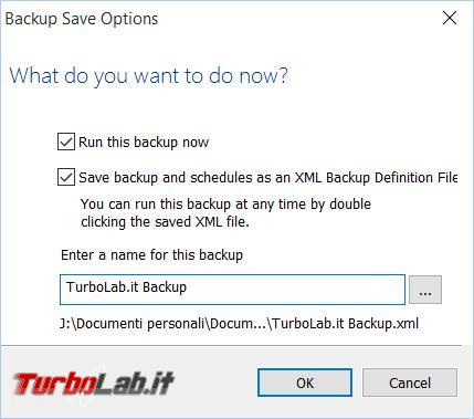 Macrium Reflect free crea ripristina immagini backup dischi fissi