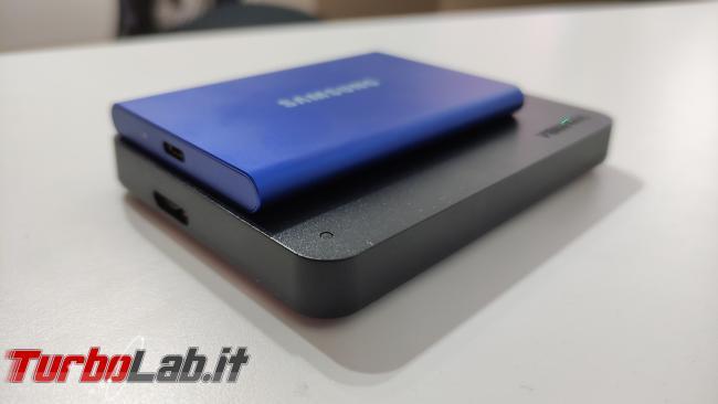 Memoria esterna Samsung SSD T7: Recensione, prova pratica, test velocità (disco SSD esterno USB PC smartphone Android) - IMG_20201212_220835