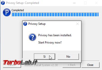 Meno pubblicità più privacy: Guida completa Privoxy (Windows/Mac/Linux)