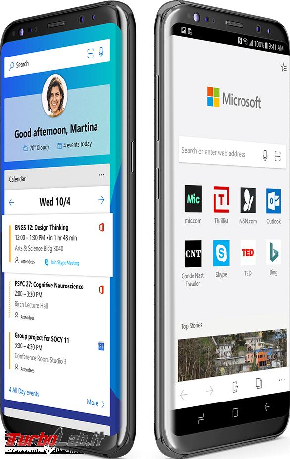 Microsoft Edge Android iOS? app ufficiale è arrivo