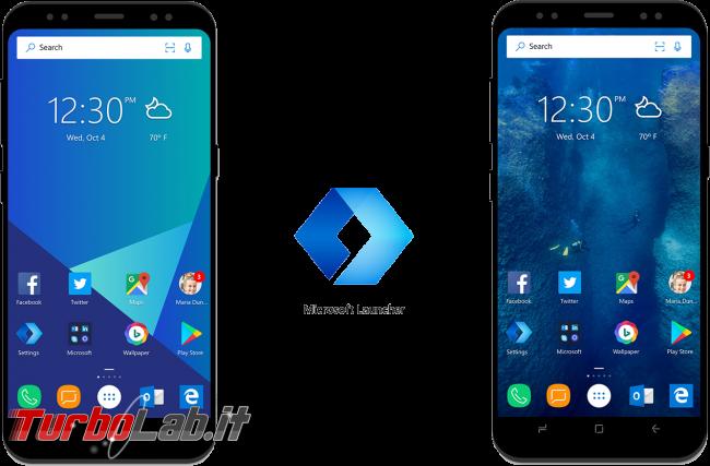 Microsoft Edge Android iOS? app ufficiale è arrivo - Microsoft launcher android