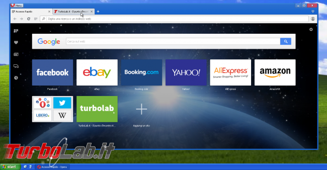 miglior browser Windows XP: quali alternative Google Chrome?