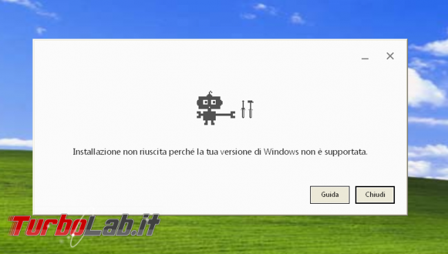 miglior browser Windows XP: quali alternative Google Chrome? - chrome windows xp
