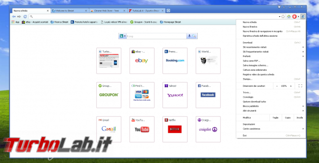 miglior browser Windows XP: quali alternative Google Chrome? - Slimjet windows xp