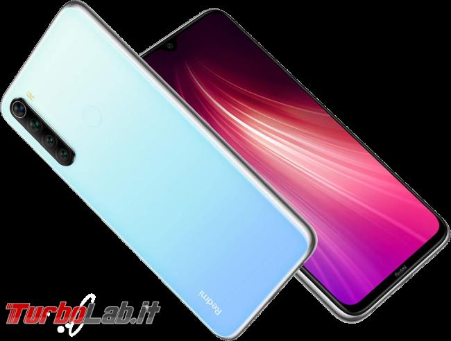 """miglior smartphone Android """"budget"""" è super-offerta Amazon, solo poche ore - smartphone xiaomi redmi note 8  (2019)"""
