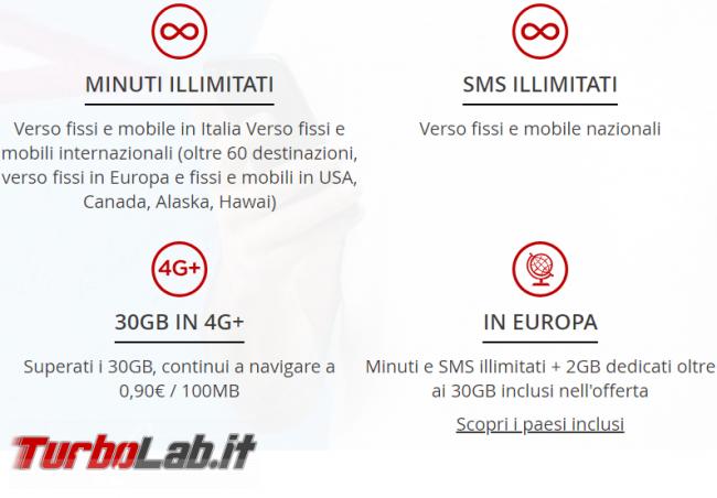 Miglior tariffa Internet 3G/4G LTE, estate 2018: scegliere operatore Vodafone, Tim, Tre, Wind Iliad?