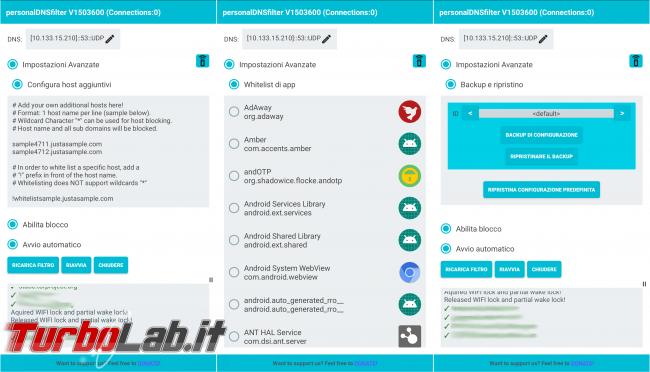 Migliore block Android 2021: Adblock Plus contro AdAway, AdGuard, NetGuard, Blokada, DNS66: quale scegliere? (video)
