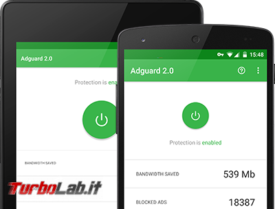 Migliore block Android 2021: Adblock Plus contro AdAway, AdGuard, NetGuard, Blokada, DNS66: quale scegliere? (video) - Android_Products_en