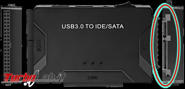migliore disco USB posso comprare 2021 (disco esterno, SSD USB 3.0, 3.1, 3.2) - sata to usb interfaccia sata