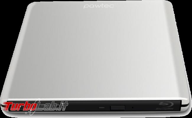 Migliore lettore/masterizzatore CD/DVD/Blu-ray PC portatile: quale acquistare?
