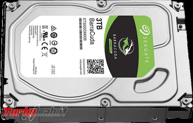 migliore PC fisso 2019: guida scelta CPU, GPU, scheda madre, RAM, SSD, case - hard disk barracuda pc