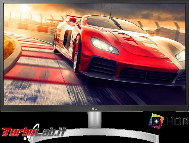 Migliore schermo PC 2020: guida scelta monitor 4K/QHD fisso notebook - monitor display lg hdr