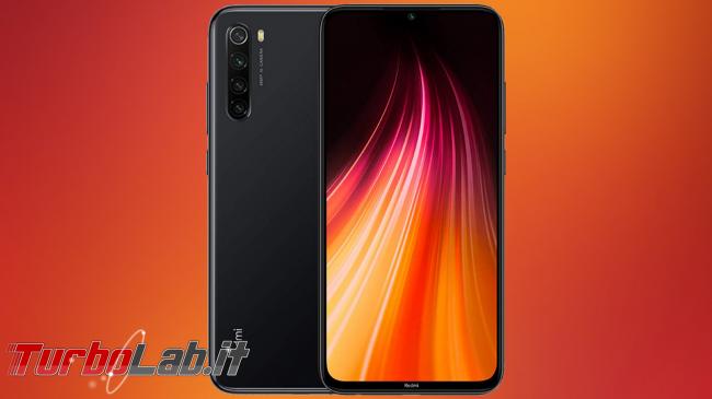 Migliore smartphone Android economico, novembre/dicembre 2019 (budget: 150-200 €, video-guida) - Xiaomi Redmi Note 8