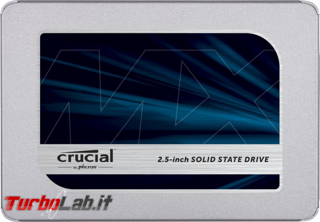migliore SSD/disco fisso (sostitutivo) SATA PC notebook: quale comprare, guida definitiva 2020 - crucial mx ssd drive