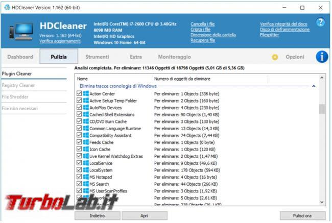 migliori alternative CCleaner pulizia file inutili
