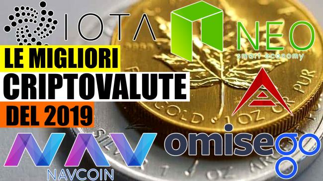Migliori criptovalute 2018/2019: quali comprare guadagnare subito? (video guida, alternative Bitcoin) - migliori criptovalute 2018 spotlight