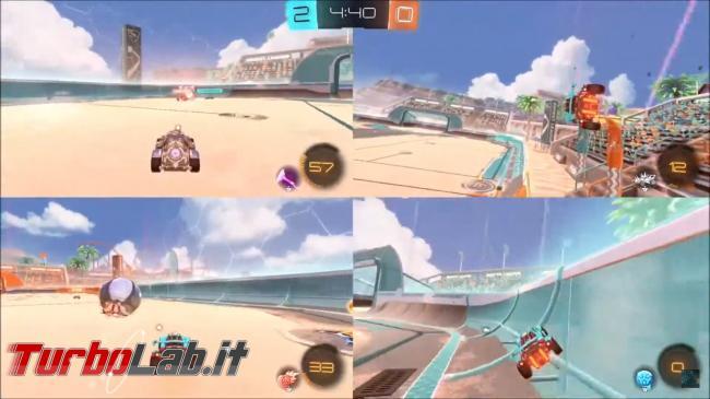 migliori giochi PC Multiplayer Locale schermo condiviso suddiviso