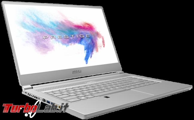 Migliori notebook 2018: guida scelta portatile Windows 10 lavorare studiare (video) - msi p65 creator notebook