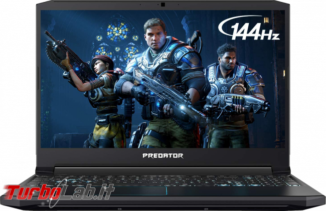 Migliori notebook 2019: guida scelta PC portatile - Acer Predator-Helios-300 2019