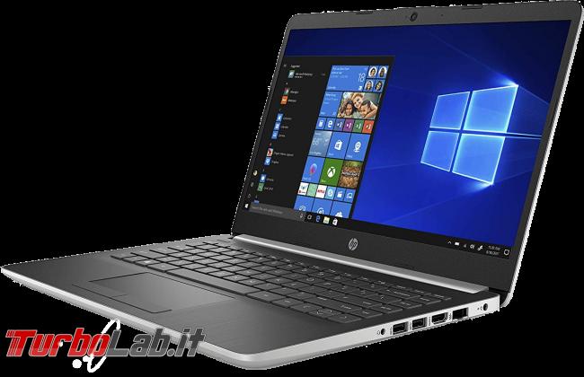 Migliori notebook economici 2019: guida scelta PC portatile max. 300-500 € - HP 14-DK0001NL Notebook