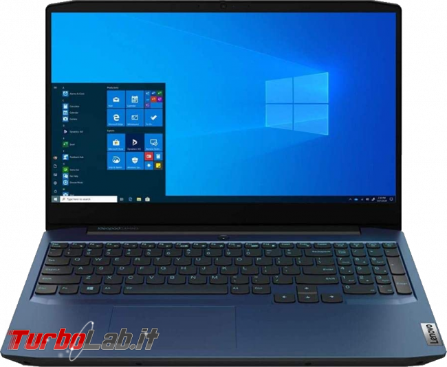 Migliori PC portatili 2020 lavoro studio: video-guida scelta notebook Windows - Lenovo IdeaPad Gaming 3 (2020)
