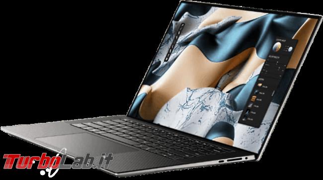 Migliori PC portatili 2021 lavoro studio: video-guida scelta notebook Windows - Dell XPS 15 9500 (2020)