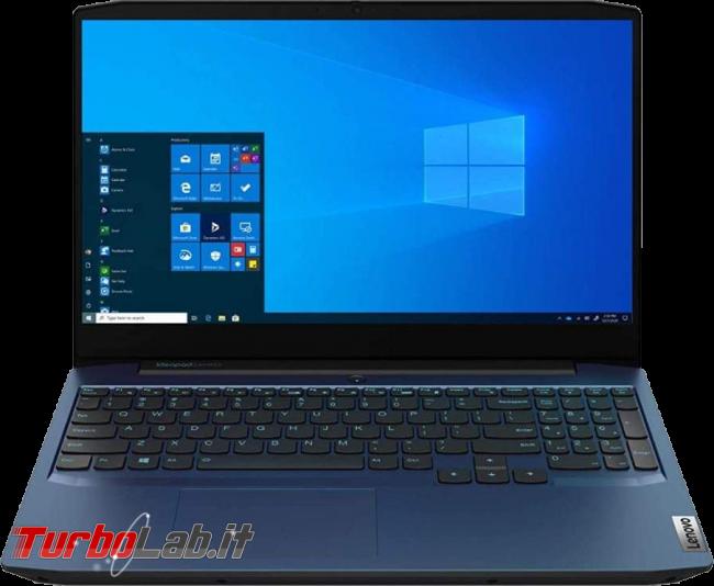 Migliori PC portatili 2021 lavoro studio: video-guida scelta notebook Windows - Lenovo IdeaPad Gaming 3 (2020)