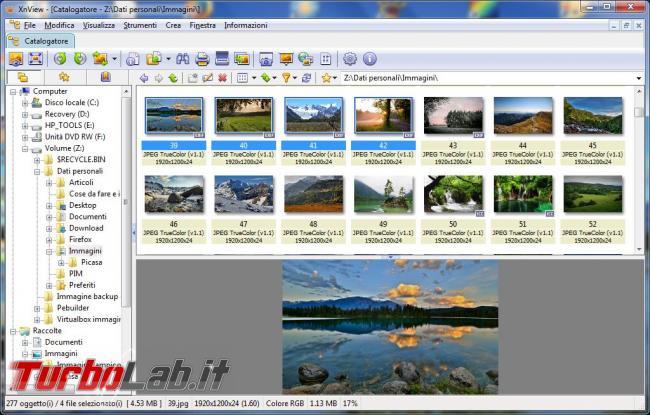 migliori visualizzatori immagini gratuiti Windows