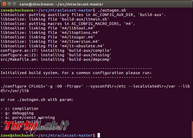 Miracast Ubuntu: guida Miraclecast Linux