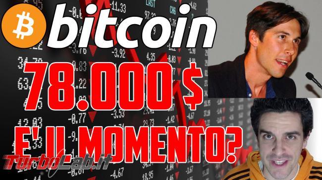 È momento comprare bitcoin? Previsioni prezzo, bull run, altcoin, ATH ( Alberto De Luigi) - intervista alberto de luigi spotlight