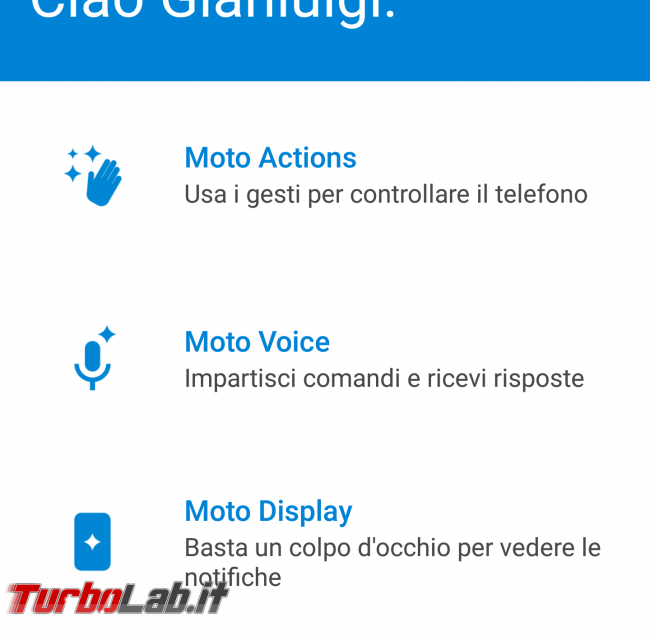 Motorola Moto Z: video-prova recensione - Screenshot_20170219-220252