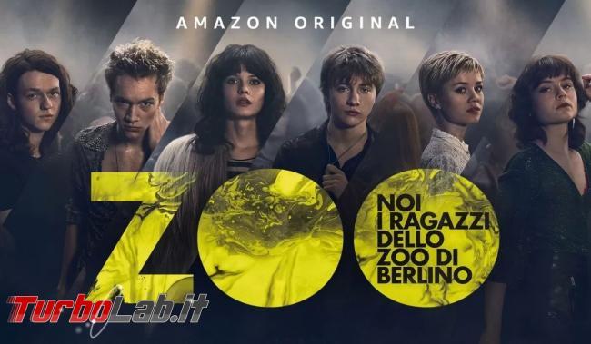 Noi ragazzi zoo Berlino Amazon trapela rete prima uscita ufficiale - serie-tv-amazon-noi-ragazzi-zoo-berlino