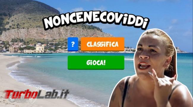 Non ce n'è Coviddi: videogioco estate - 070021966-767d8ab8-eaaf-42e5-a0d5-8b059a0d14f8