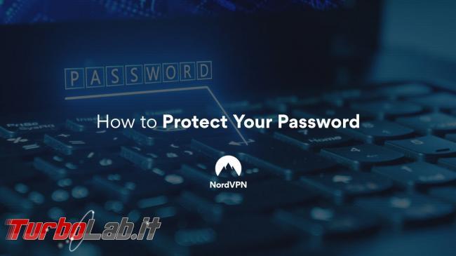 NordVPN: esposte password 2 mila utenti