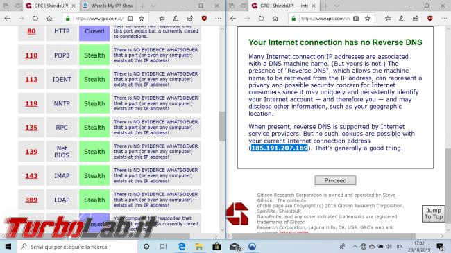 NordVPN è servizio VPN anonimo affidabile - Recensione prova - zShotVM_1571583790