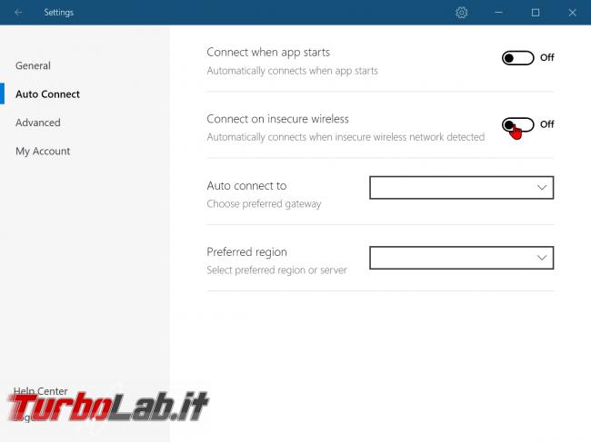 NordVPN è servizio VPN anonimo affidabile - Recensione prova - zShotVM_1571588015