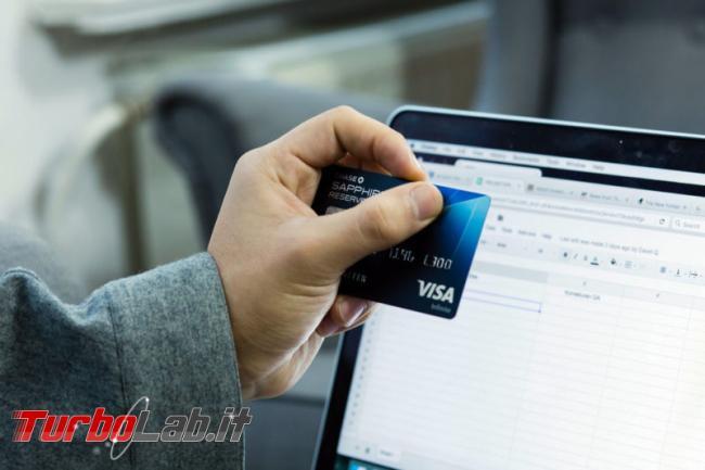nuova truffa cui rubano dati carte pagamento - payment-card-800x534
