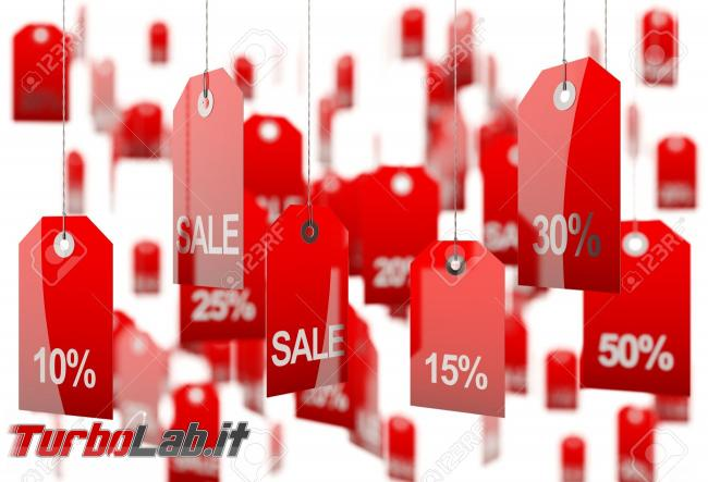 online è stagione saldi: consigli non farsi truffare - 23286601-sale-concept-formed-of-red-tags-great-for-shopping-sales-advertising-discounts-and-promotion
