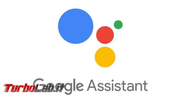 Ora Google Assistant legge messaggi Telegram WhatsApp ( solo inglese) - Annotazione 2019-08-05 154719