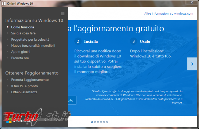 PC/notebook è compatibile Windows 10? - windows 10 compatibilità 00