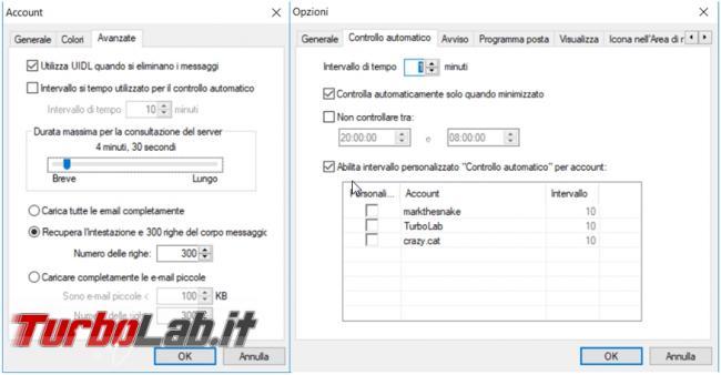 Popman visualizzi l'anteprima nuove mail, senza scaricarle computer, ed elimini quelle inutili