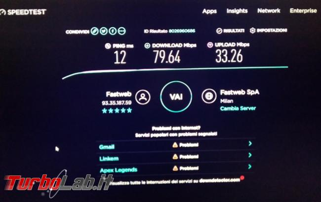 Powerline Tp-link AV1000 Gigabit, recensione funzionamento