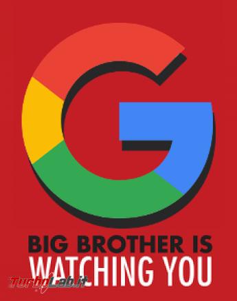 privacy secondo Google