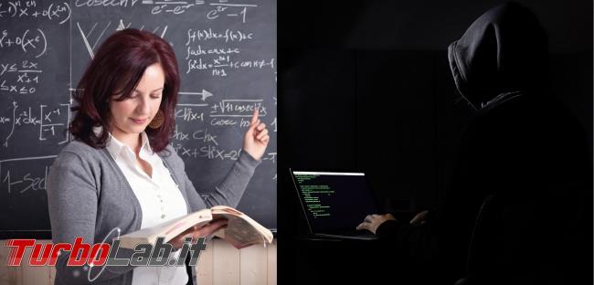 Professoressa giorno, scambuster notte: battaglia contro truffe online